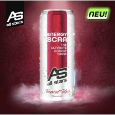 All Stars Energy BCAA Troopiline puhang 330ml -  funktsionaalne ergutav ja lihastaastumist soodustav jook