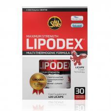 Saksamaal enim müüdud rasvapõletaja - All Stars LipodeX