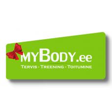 MyBody kinkekaart 10€