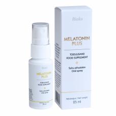Pihustatav suurepärase imenduvusega melatoniin ja taimsed ekstraktid- Melotonin Plus