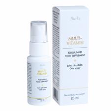 Suurepärase imenduvusega pihustatav multivitamiin - Multivitamin Spray