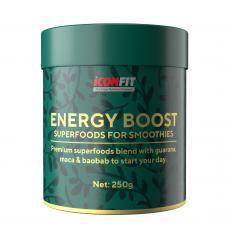 ICONFIT Energy Boost (Smuutidele, 250g)