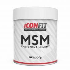 ICONFIT MSM Pulber (300g)