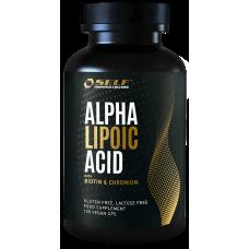 Magusaisu vähendav rasvapõletaja- ALA Alpha Lipoic Acid 120kps