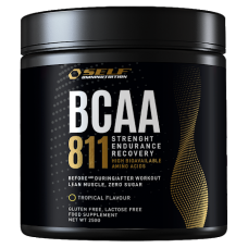8:1:1 BCAA aminohapped - SELF BCAA 811 250g