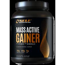 Taastusjoogipulber sportlastele ja harrastajatele- SELF Mass Active Gainer 2kg