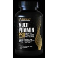 Päevane annus vitamiine ja mineraalaineid 120 kapslit- SELF Multivitamin