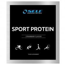 Valgupulber sportlastele, tervisesportlastele ning oma tervisest hoolivatele inimestele- SELF Sport Protein  30g