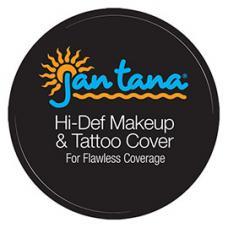 Jan Tana Tattoo Cover
