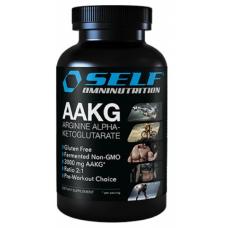 Parandab lihaste hapniku ja toitainetega varustamist - SELF Arginine AAKG
