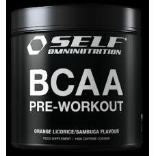 Tugeva koostisega treeningueelne spordijook - SELF BCAA Pre-Workout