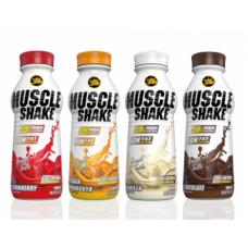 Suurepärase maitsega valgujook- All Stars Muscle Shake 6tk