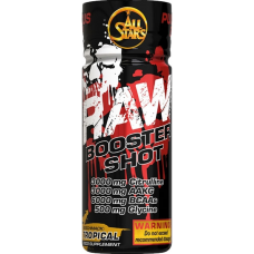 Tugev treeningueelne shot - All Stars Raw Booster Shot