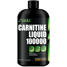 Vedelal kujul tõhus rasvapõletaja - SELF L-Carnitine 100 000