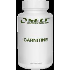 Self Omninutrition Carnitin (L-Carnitine tartrate) - toetab rasvapõletust ja kaalulangetamist