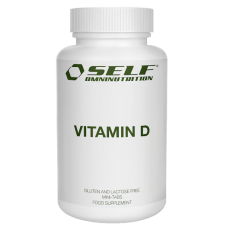 2000 IU D-vitamiin - SELF Vitamin D