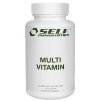 Päevane annus vitamiine ja mineraalaineid 60 kapslit- SELF Multivitamin