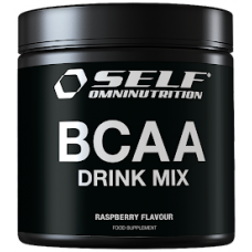 Aminohappeid sisaldav spordijook - SELF BCAA Drink Mix 250g