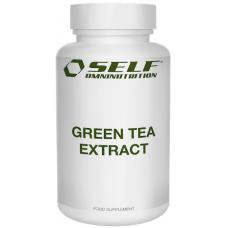 Rohelise tee ekstrakt soodustab termogeneesi ja suurendab energiakulutust - SELF Green Tea