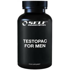 Spetsiaalne toidulisand meestele testosteroonitaseme tõstmiseks - SELF Testopac